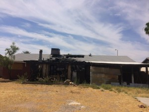Fire Damage Repair Phoenix