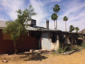 Fire Damage Repair Tempe