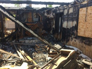 Fire Damage Phoenix